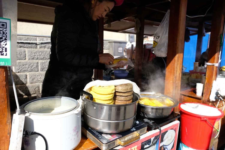 repas chine Tibet