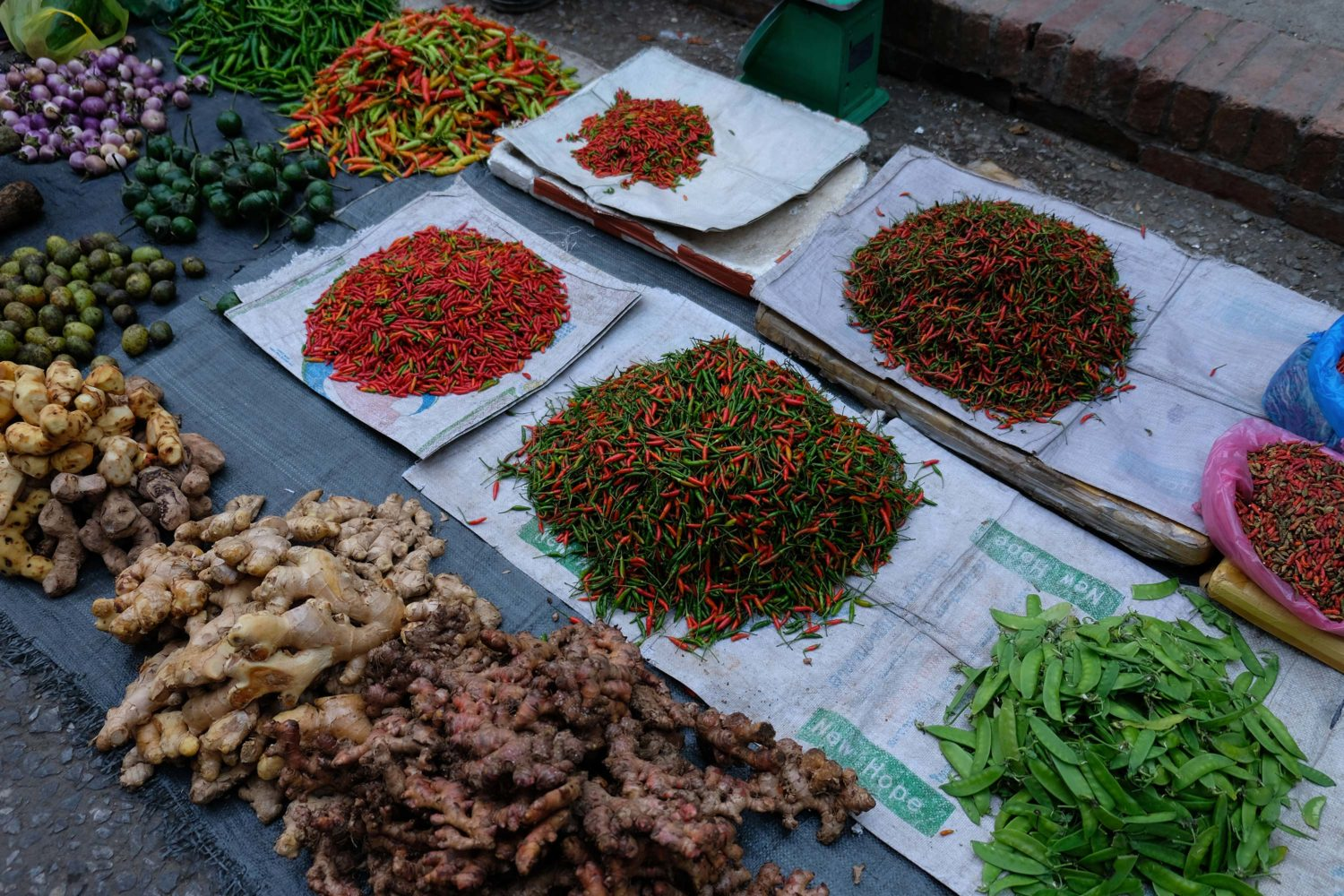 Morning Market Luang Prabang Laos