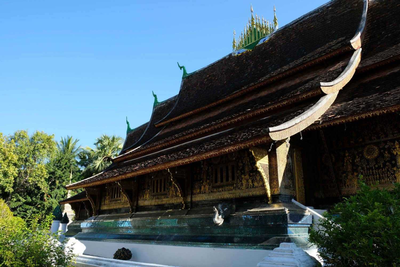 Vat Xieng Thong Luang Prabang  Laos