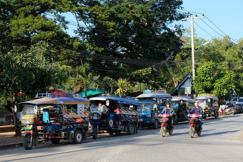 Luang prabang en famille
