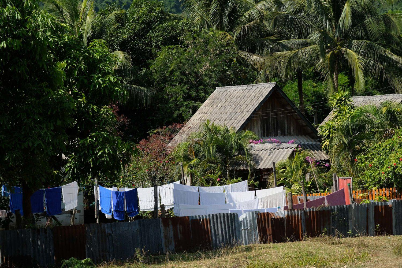 Nong Khiaw Laos Muang Ngoi