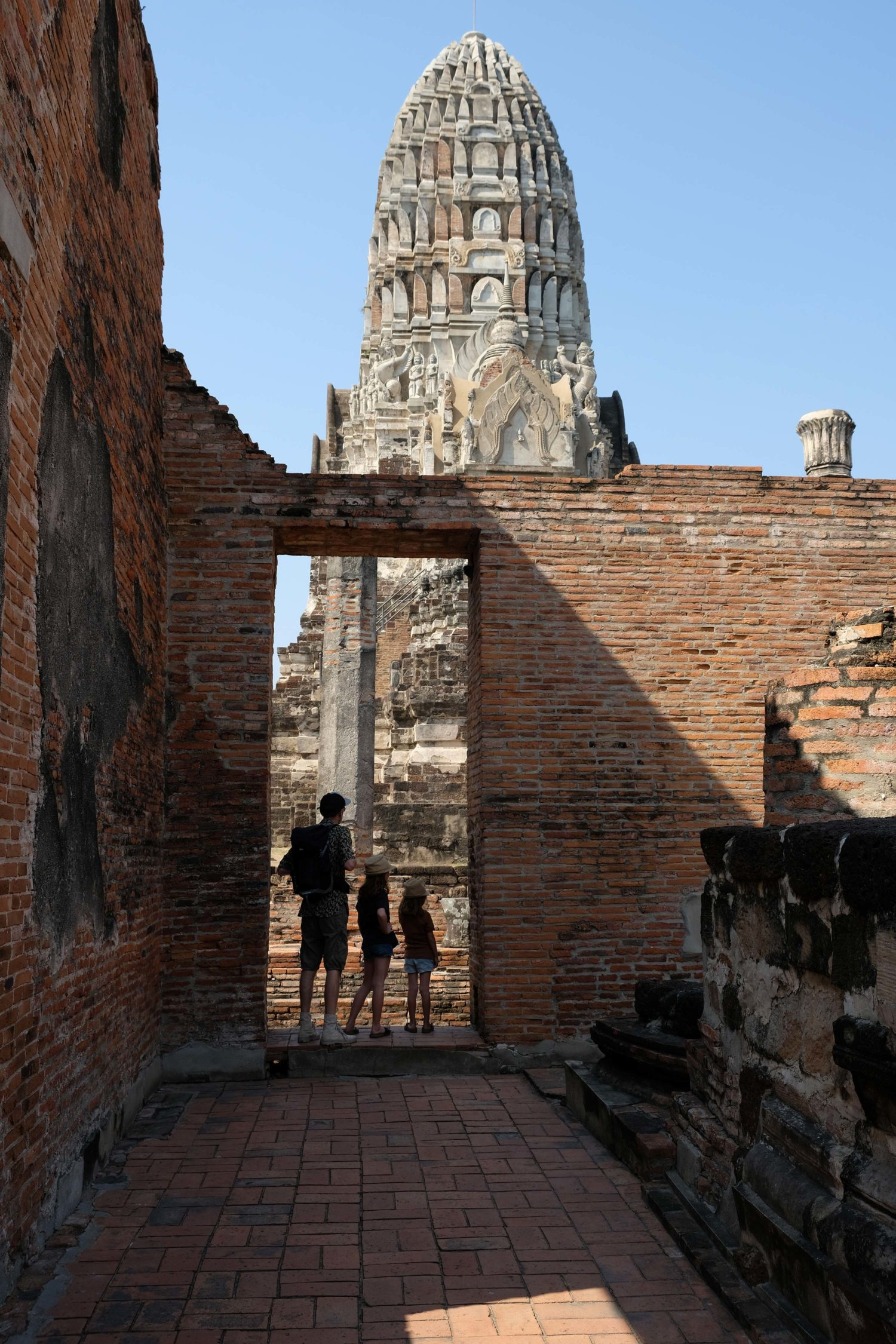 Wat Ratchaburana Ayutthaya
