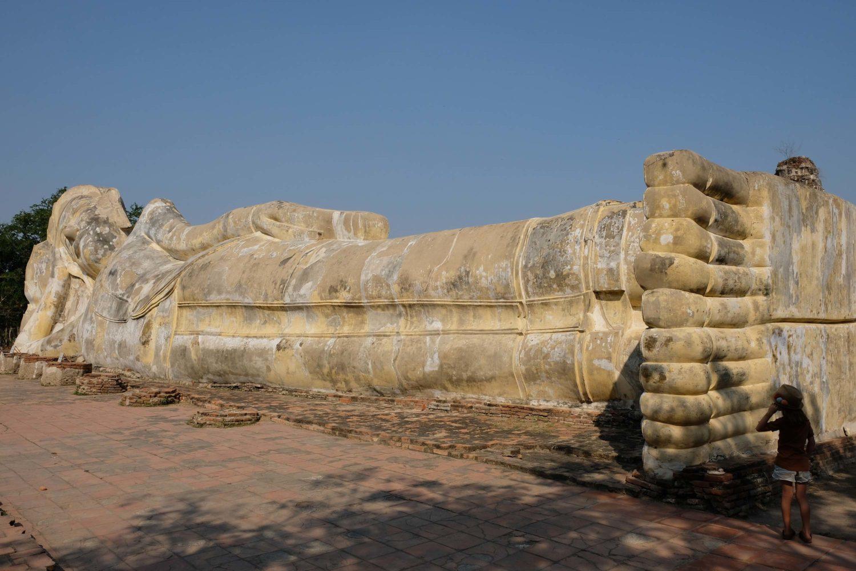 Wat Lokayasutha Ayutthaya