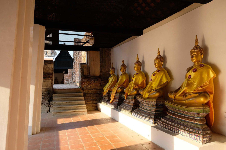 Wat Phutthai Sawan Ayutthaya