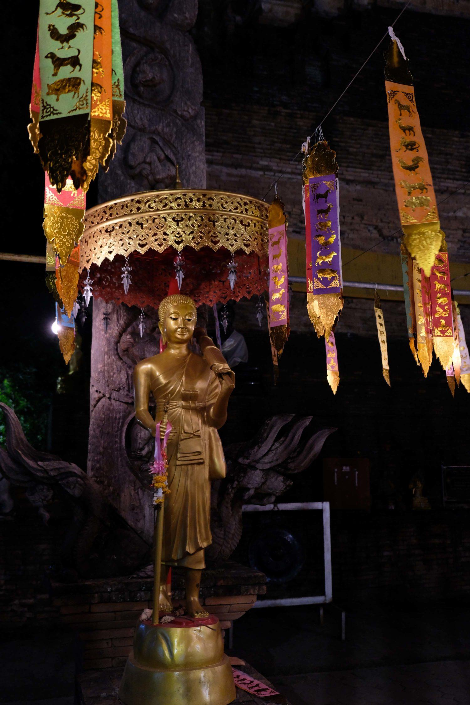 Wat Lok Moli Chiang Mai