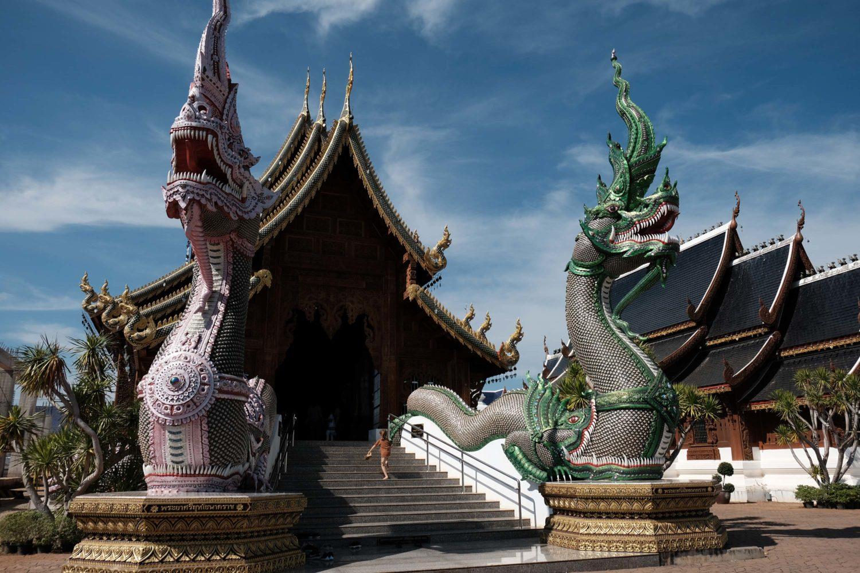 Wat Ban Den Chiang Mai
