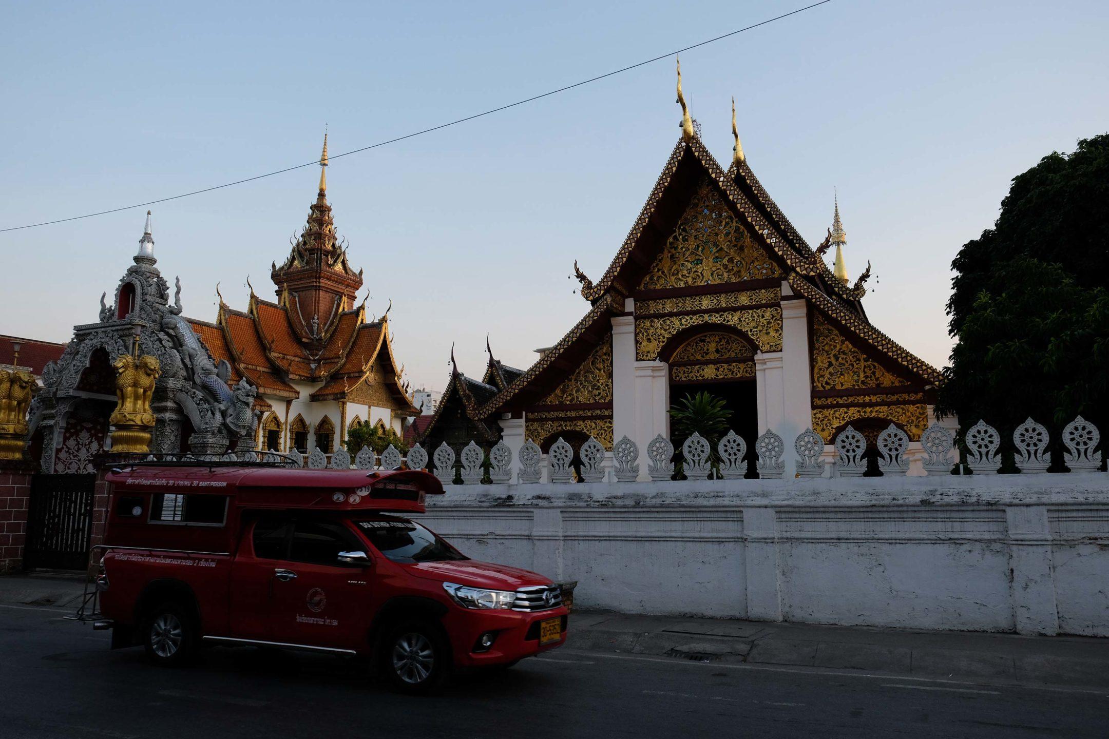Song Taew Chiang Mai