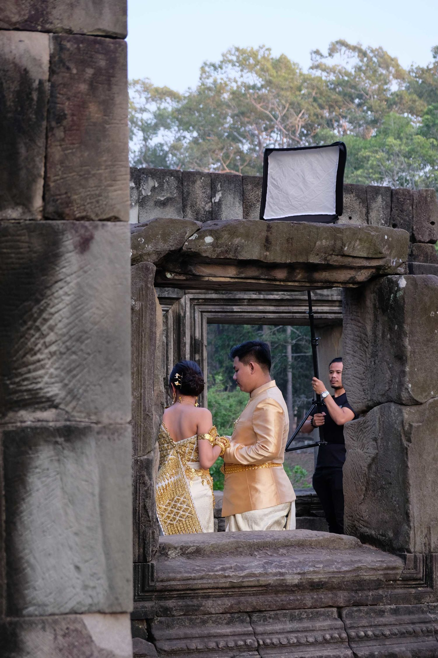 Baphûon Angkor Siem Reap Cambodge