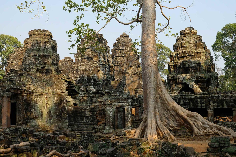 Banteay Kdei Angkor Siem Reap Cambodge