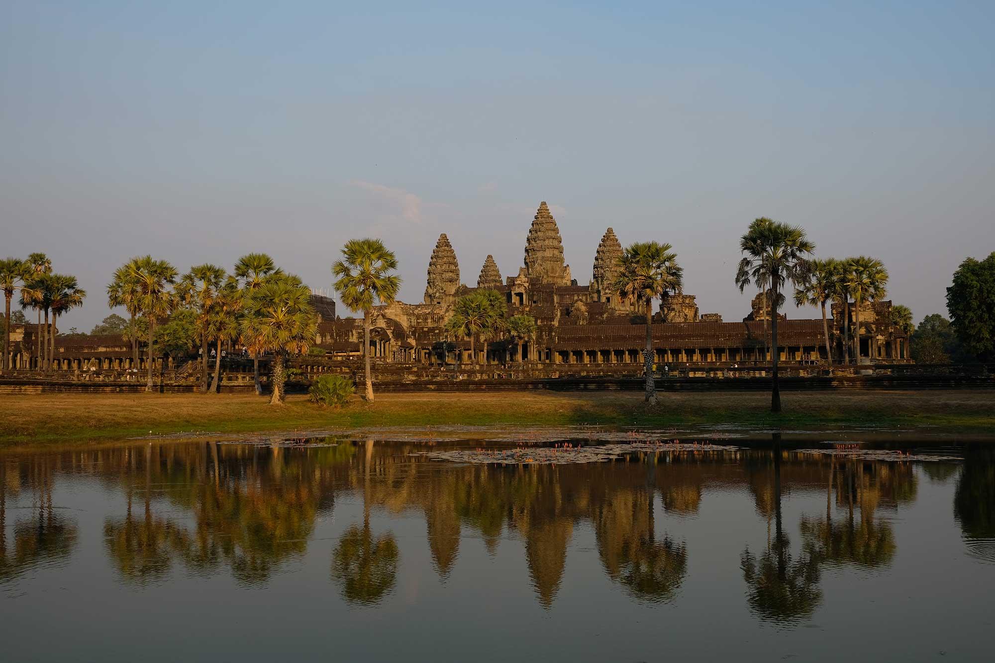 Angkor Wat Siem Reap Cambodge