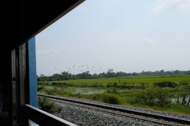 train Thailande