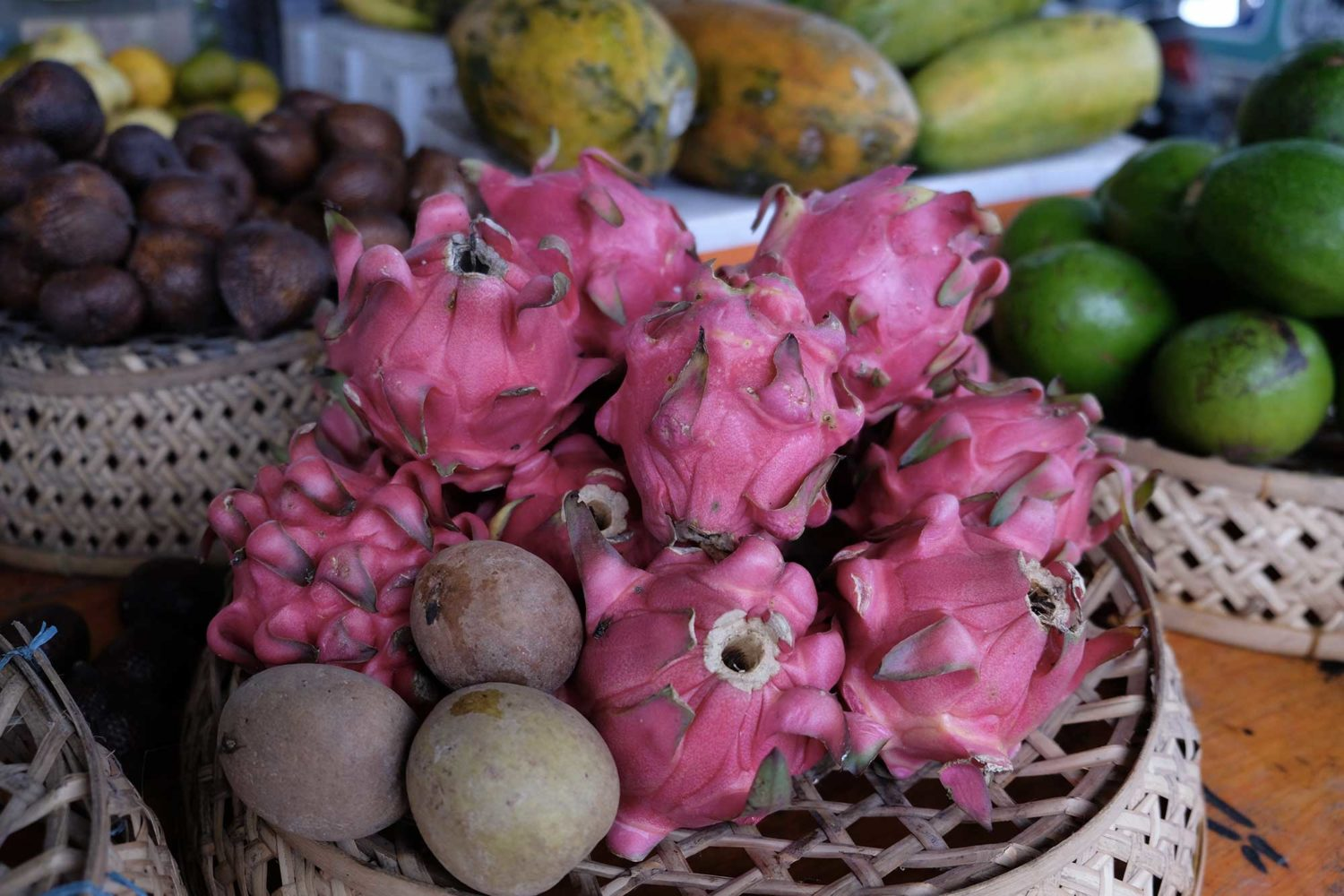 Dragon fruit Bali